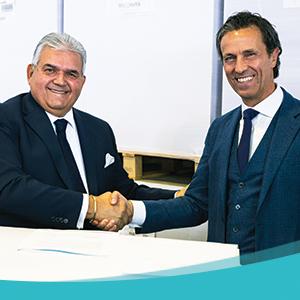 Sappi ed Ecopaper firmano l'accordo