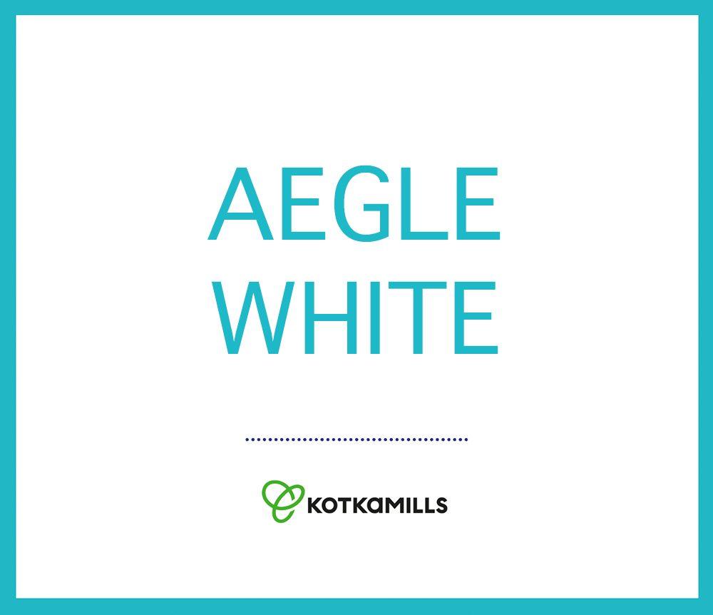 AEGLE WHITE