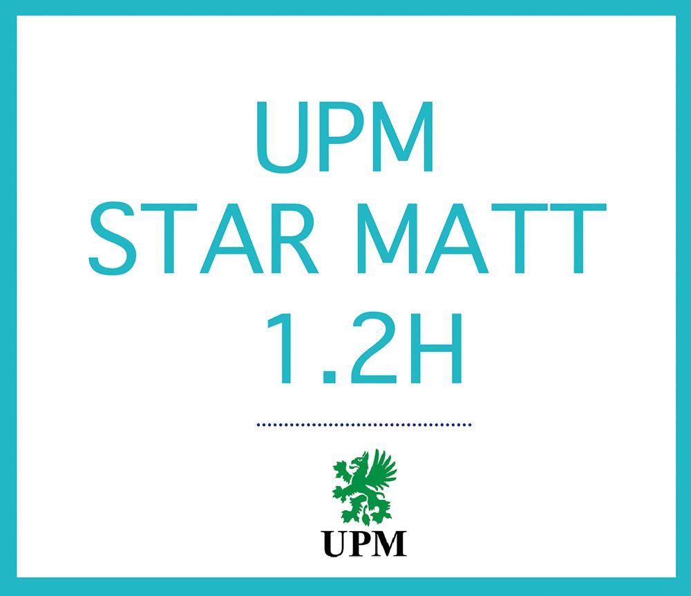 UPM STAR MATT 1.2H