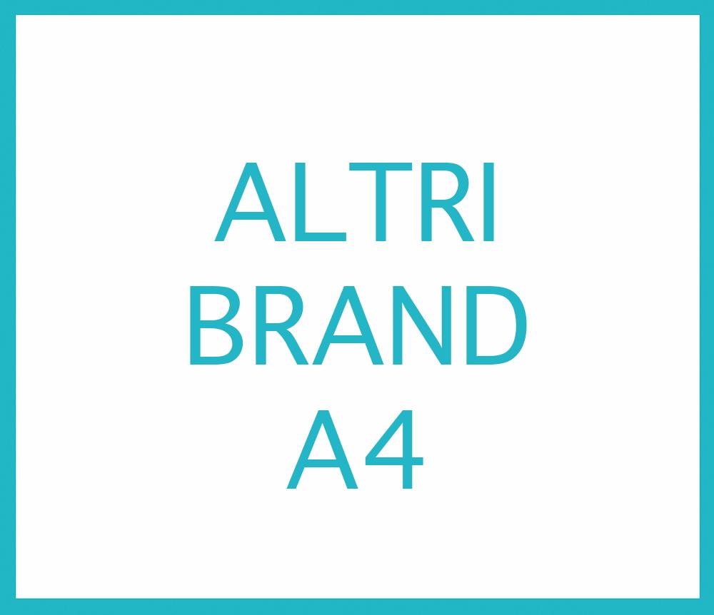 ALTRI BRAND A4