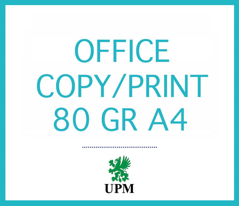 UPM OFFICE/COPY PRINT 80 GR