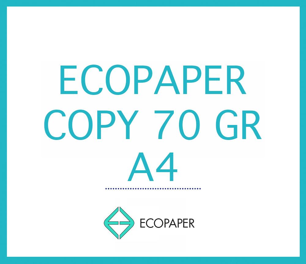 ECOPAPER COPY 70 GSM
