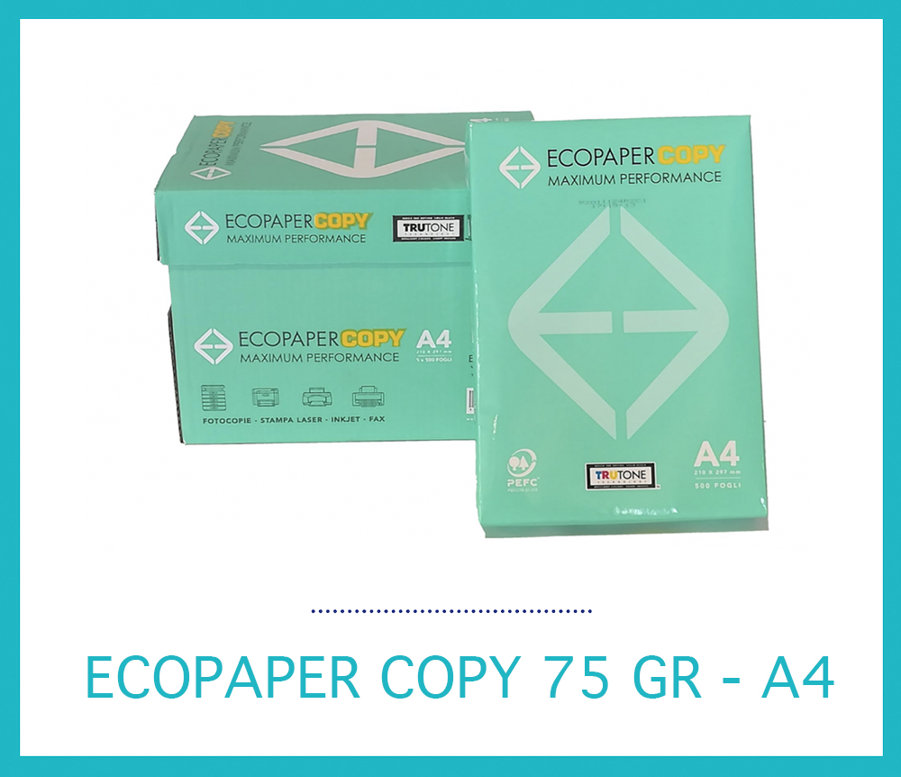 ECOPAPER COPY 75 GSM