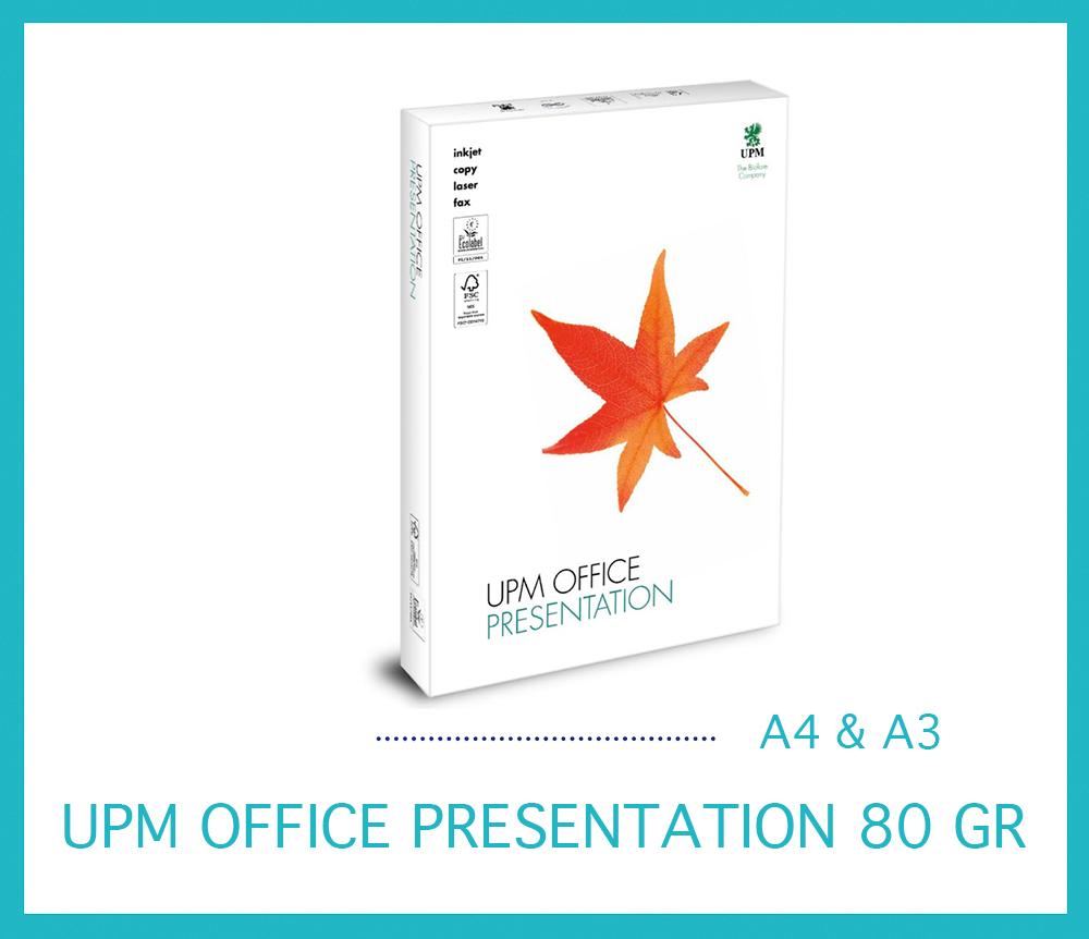 UPM OFFICE PRESENTATION 80 GR